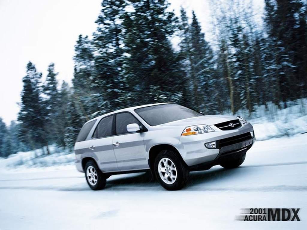 Acura MDX фото.