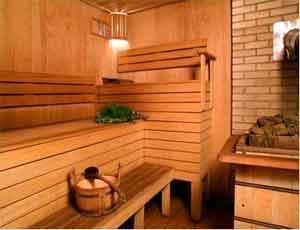 Безопасная русская баня